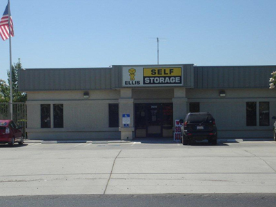 Ellis Self Storage   Turlock